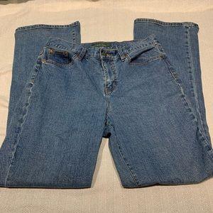 Lauren Ralph Lauren Bootcut Jeans Size 6